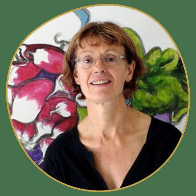 Brigitte Mercier Fichaux enseigne à l'école Réflexologie Bretagne