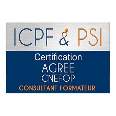 Certification consultant formateur